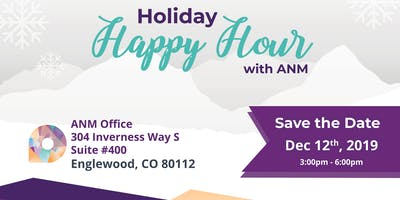 ANM Holiday Happy Hour - CO