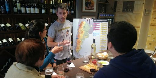 Tour de Vinos Argentinos y Tapas en Palermo Soho!