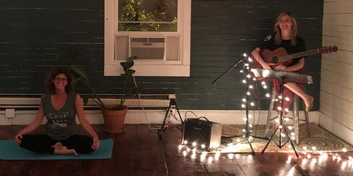 Rhythm & Flow: A Live Music & Yoga Experience *RESTORATIVE HOLIDAY EDITION*