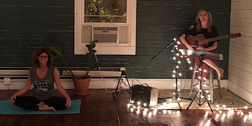Rhythm & Flow: A Live Music & Yoga Experience *RESTORATIVE HOLIDAY EDITION*