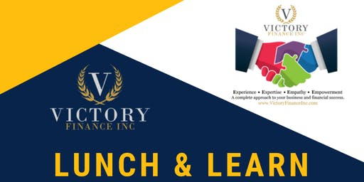 Lunch & Learn:   Top 3 Strategies to Increase Cash Flow in 90 Days