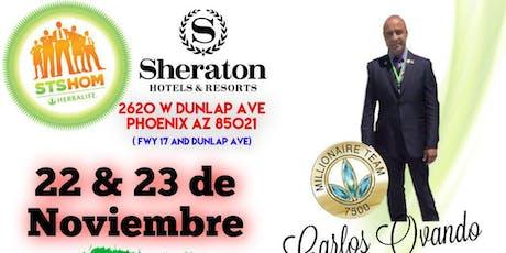 Latino STS Noviembre 23 Arizona 2019 tickets