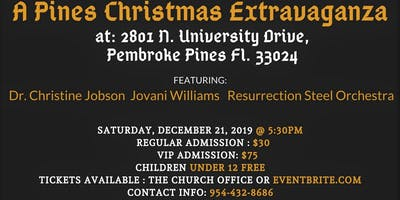 A Pines Christmas Extravaganza
