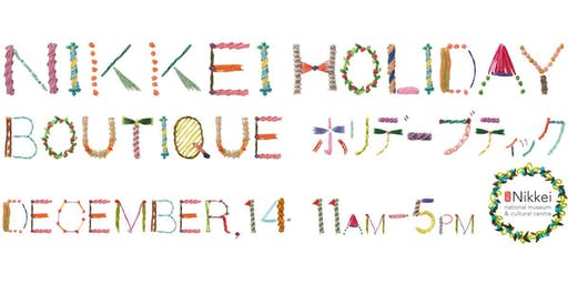 Nikkei Holiday Boutique