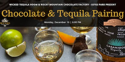 Chocolate & Tequila Pairing Night