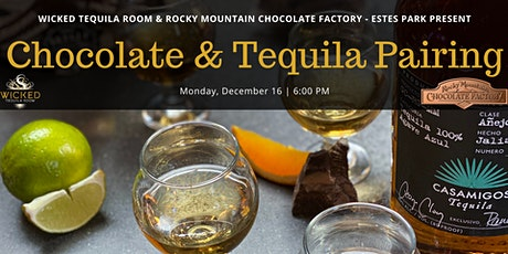 Chocolate & Tequila Pairing Night tickets