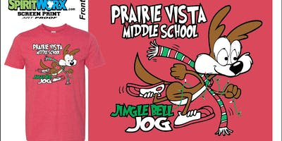 Prairie Vista Jingle Bell Jog 2019