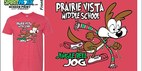 Prairie Vista Jingle Bell Jog 2019 tickets