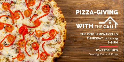 November 2019 Support Group - Pizza-Giving