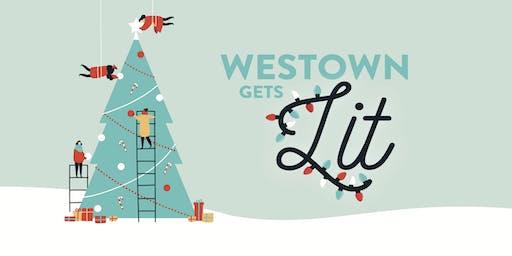 Broker Jingle Bus Tour - #Westowngetslit