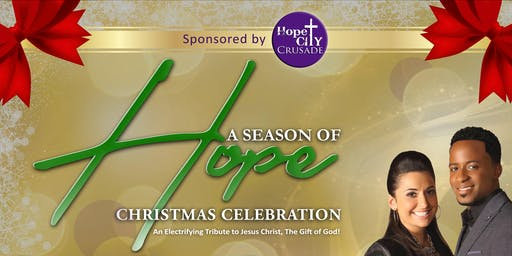 Season of Hope Christmas Celebration - WILLINGBORO, NJ