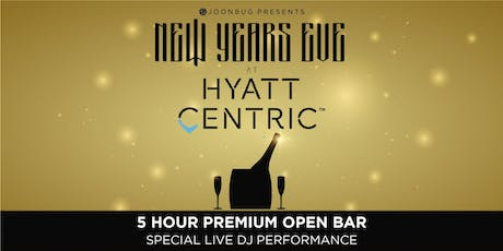 Hyatt Centric Bar 54 Times Square New Years Eve 2020 Party tickets
