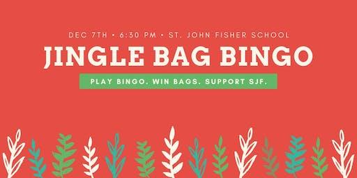 SJF Jingle Bag Bingo 2019