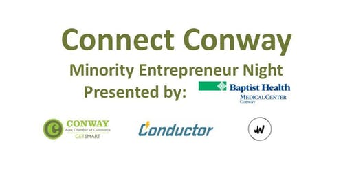Connect Conway: Minority Entrepreneurship Night