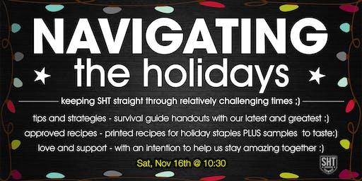 Navigating the Holidays