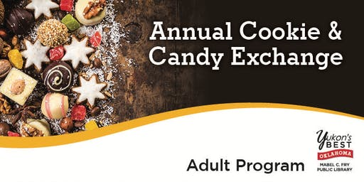Cookie and Candy Exchange 2019