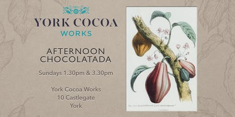 Sunday Afternoon Chocolatada tickets