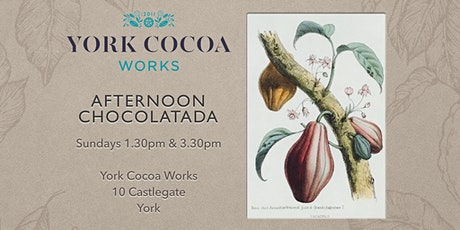 Sunday Afternoon Chocolatada tickets