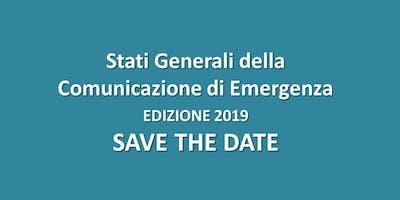 Stati Generali della Comunicazione di Emergenza 2020