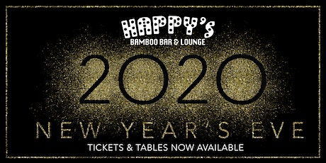 New Years Eve 2020 at Happy's! tickets
