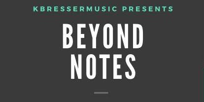Beyond Notes - Performance Workshop for Singer-Songwriters (Pilot)