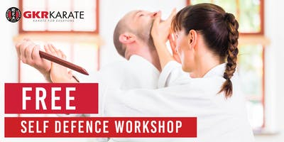 Free Self Defence Workshops