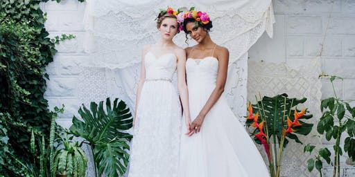 GRAND OPENING OF BROOKLYN BRIDAL WAREHOUSE AND SAMPLE SALE EVENT!
