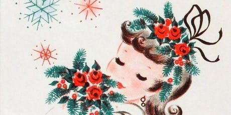 Holiday Pin-Up Shopping Party - at All Dolled Up! tickets