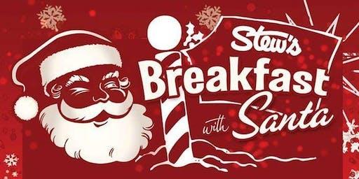 Breakfast with Santa at Stew Leonard's