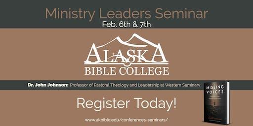 Ministry Leaders Seminar
