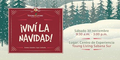 ¡Viví la Navidad Young Living!