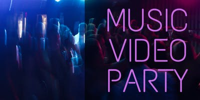 Where It's At Music Video Party