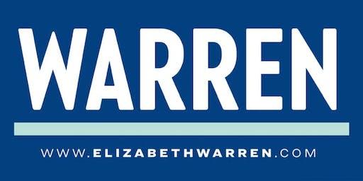 Elizabeth Warren policy pop