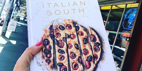 Cookbook Club: Food of the Italian South by Katie Parla tickets