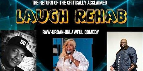 LAUGH REHAB w/ Jaylee Thomas Chocolat Chi Lawrence Owens tickets
