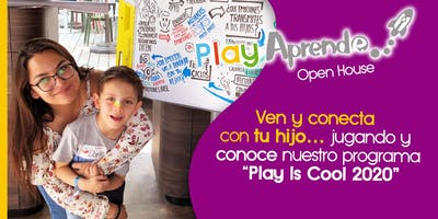 Open House - Play is Cool - 23 de noviembre
