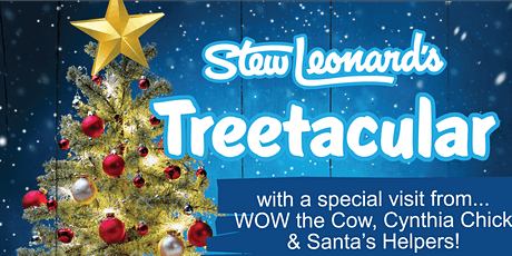 Stew Leonard's of Norwalk  Christmas Treasure Hunt tickets
