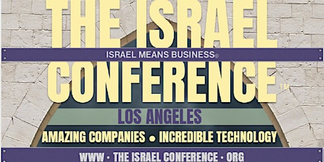 The Israel Conference™ - Executive Forums tickets