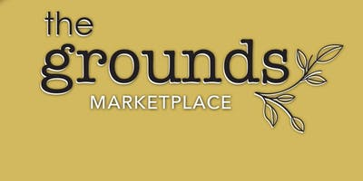 The Grounds Marketplace - Vendors Wanted