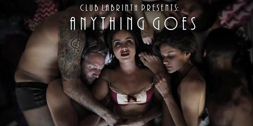 CLUB LABYRINTH LA * ANYTHING GOES WEDNESDAY * HOLLYWOOD * COUPLES & SINGLES