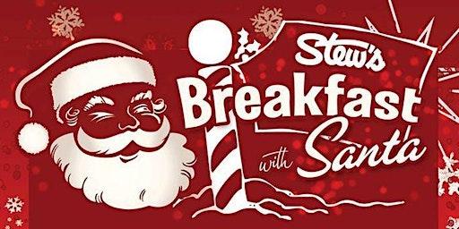 Breakfast with Santa at Stew Leonard's Norwalk