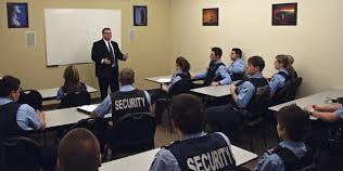 LAST CLASS OF THE YEAR!100%  NO COST SECURITY GUARD TRAINING (40 HOUR) !!
