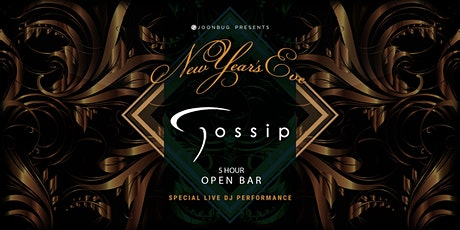Gossip Bar New Years Eve 2020 Party tickets