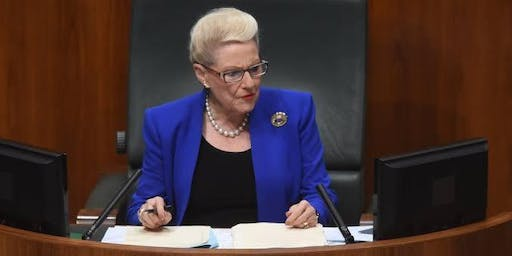 "Bronwyn Bishop - ""It's OK to be Ambitious"""