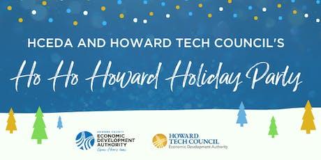 2019 Ho Ho Howard Holiday Party! tickets
