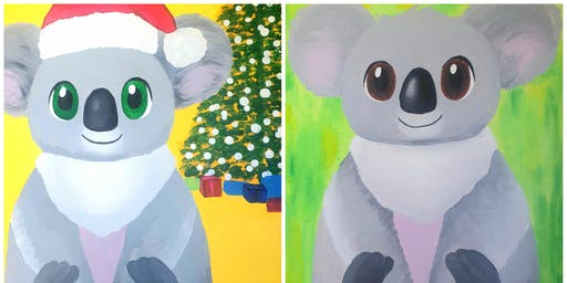 Cuddly Koalas - with Christmas option