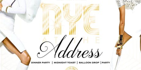 NYE '20 @ THE ADDRESS 3rd ANNUAL RED CARPET AFFAIR  tickets