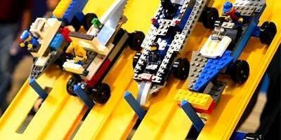 I Can Create LEGO Car Physics Class