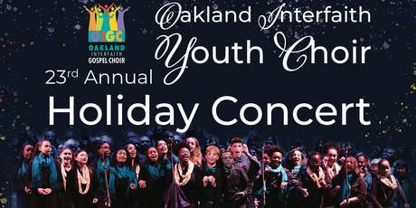OIYC 23rd Annual Holiday Concert tickets