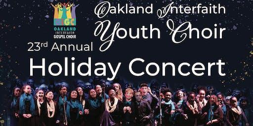 OIYC 23rd Annual Holiday Concert